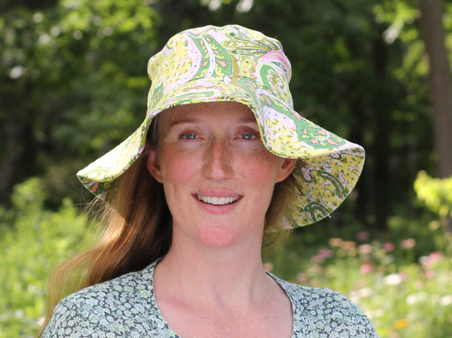 Women s Sun Protection Hats Wide-Brimmed for Gardening  f3bca1ab51e