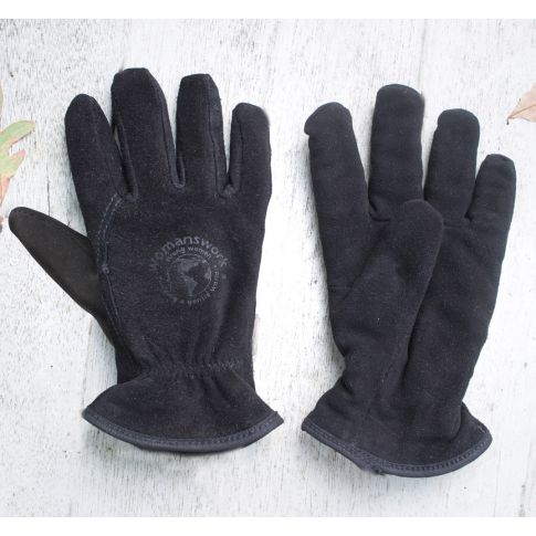 Dressy Black Work Glove