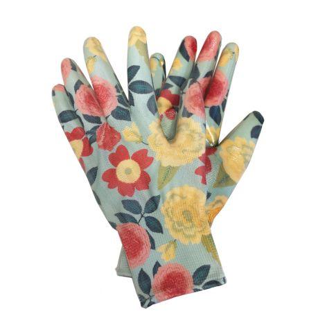 Heirloom Garden Nitrile Weeder Glove
