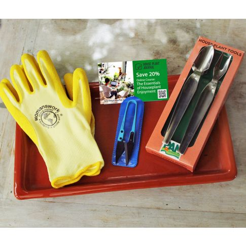 Womanswork Houseplant Kit