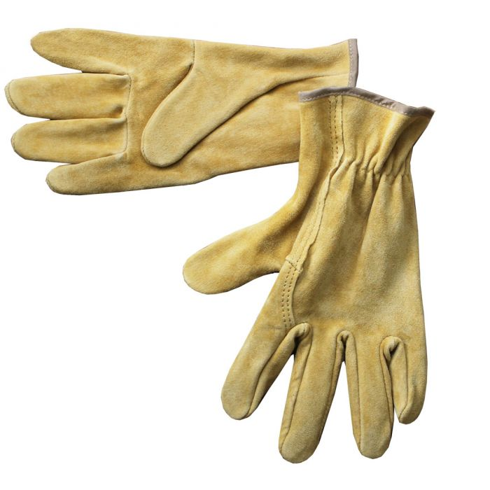 Manswork Leather Work Gloves - Made in USA