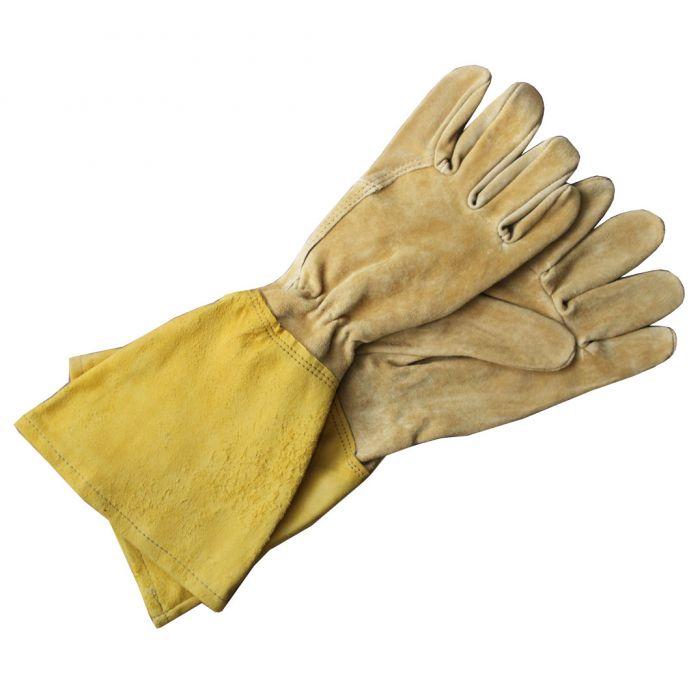 Manswork Leather Gauntlet Glove - Made in USA
