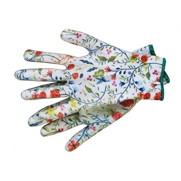 Garden of Paradise Nitrile Weeder Gloves