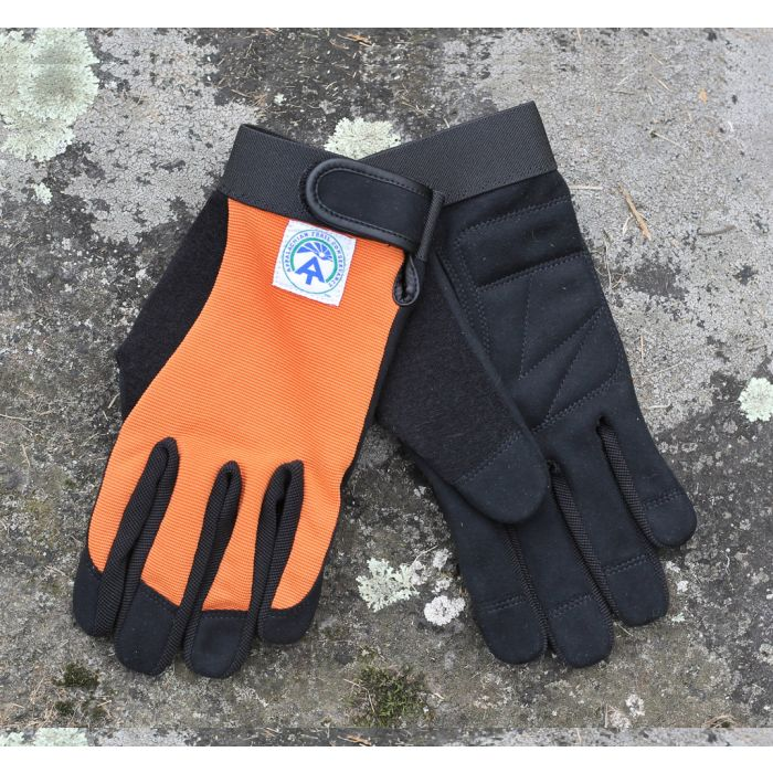 Manswork Synthetic Leather Work & Trail Glove