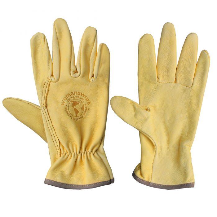 Women's Deerskin Work Glove