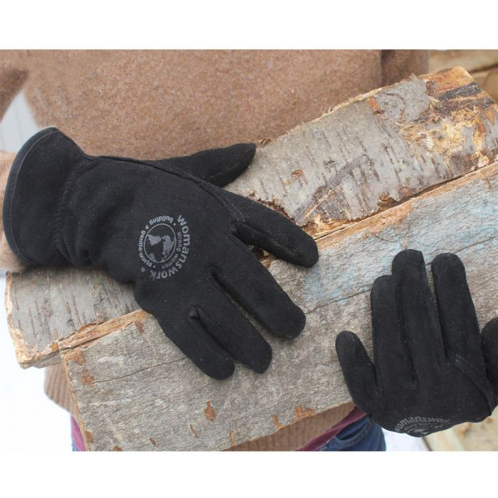 Dressy Black Work Glove