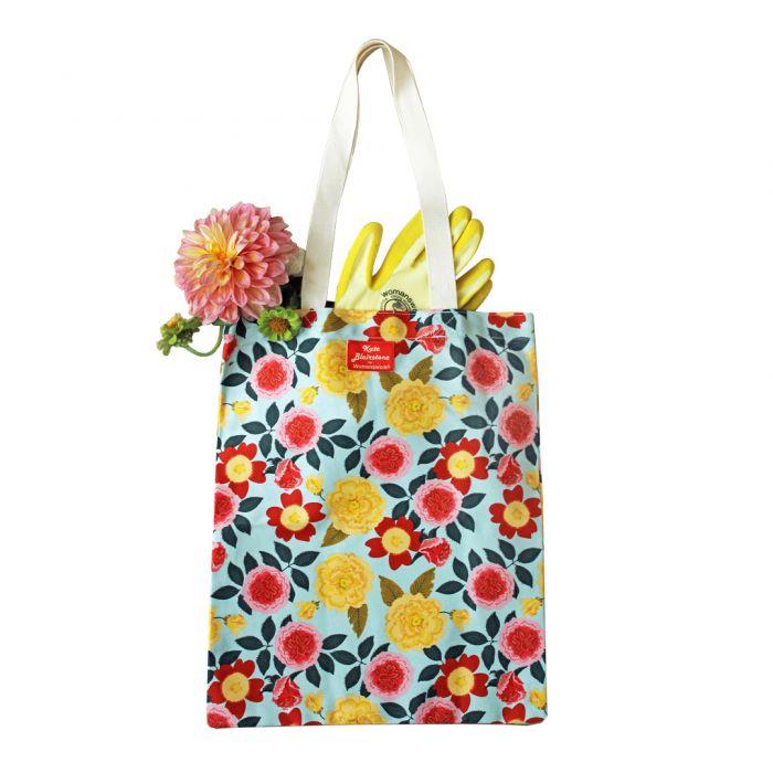 Heirloom Garden Reusable Cotton Bag