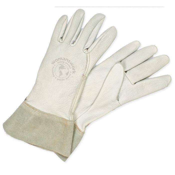 Gardeners Goat Skin Glove - Made in USA