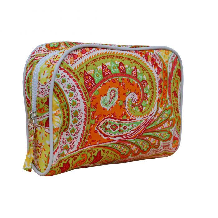 Paisley Spa Bag
