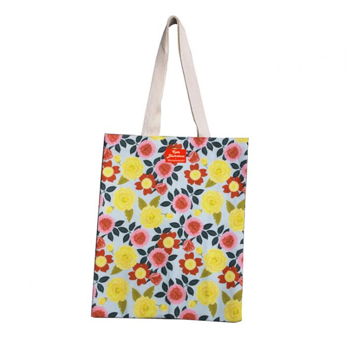 Heirloom Garden Reusable Cotton Bag