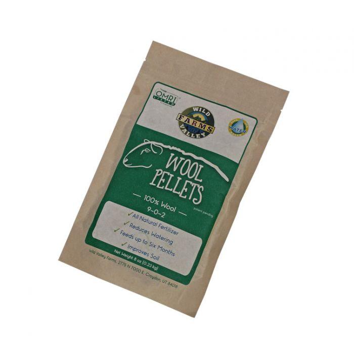 Sheep's Wool Pellets - Fertilizer