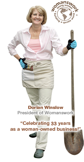 Dorian Winslow President of Womanswork